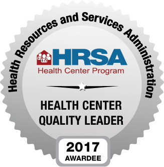 HRSA quality leader 2017