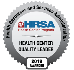 HRSA quality leader 2019