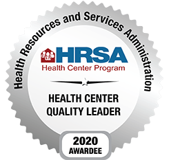 HRSA quality leader 2020