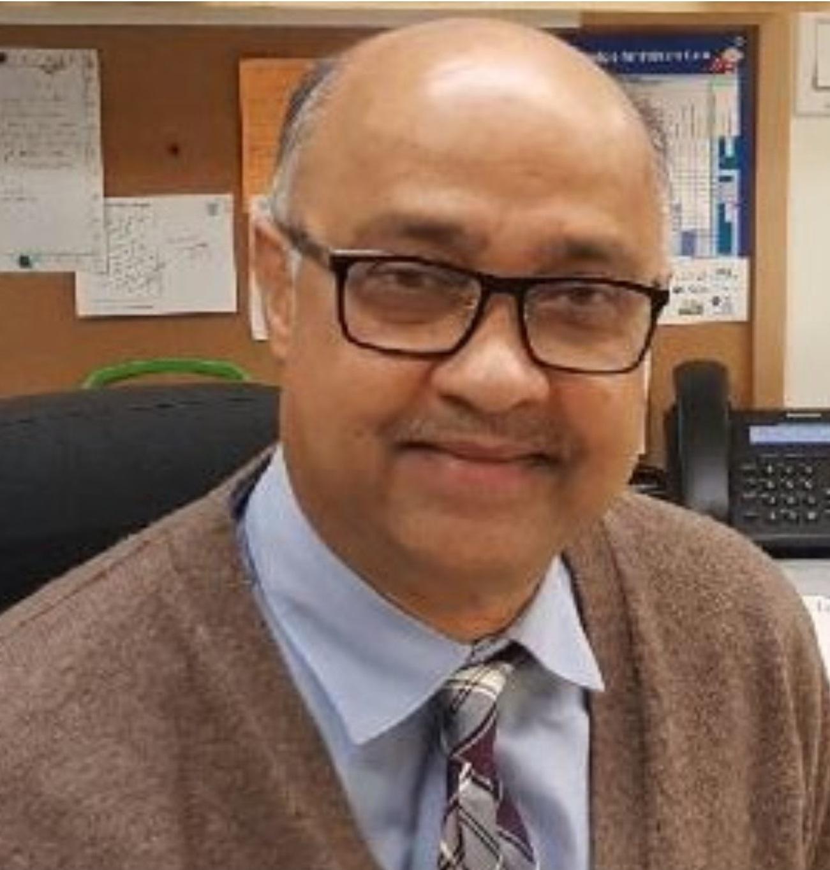 S. Kumar Biswas, MD